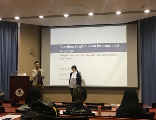 Teaching English as an International Language: Insights from In-service Teachers' Teaching Principles and Practice