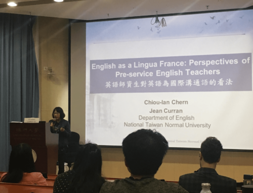 English as a Lingua Franca: Perceptions of Pre-service English Teachers