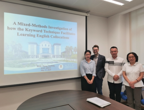 MEd Thesis Oral Defense (Jessie, Xiaofang Zhang)