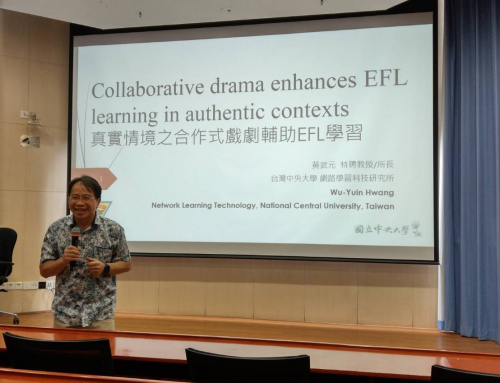 Collaborative Drama Enhances EFL Learning in Authentic Contexts