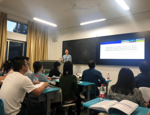 The Effects of Learner Factors on Chinese Adolescent Learners' Incidental Vocabulary Acquisition through Reading Graded Readers.
