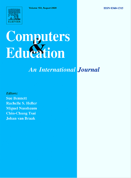 Computers & Education (SSCI)