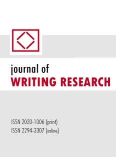 Journal of Writing Research (SCOPUS/ESCI)