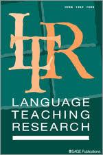 Language Teaching Research (SSCI)