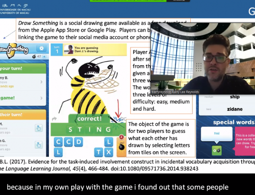 Power up! Vocabulary and Grammar Gaming Will Give Learners an Edge