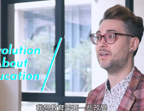 【Revolution About Education】 Prof. Barry REYNOLDS from the Faculty of Education Shares Teaching Experience