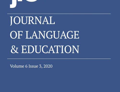 Call for Papers for the JLE Special Issue