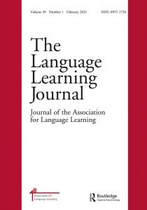 The Language Learning Journal (ESCI/SCOPUS)