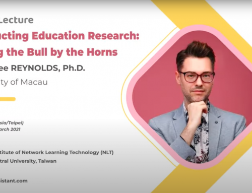 Conducting education research: Taking the bull by the horns