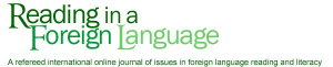 Reading in a Foreign Language (ESCI)